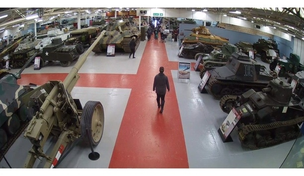 Hikvision's IP PTZ cameras enhance HD surveillance at The Tank Museum