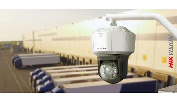 Hikvision unveils iDS-2SR8141IXS-AB Radar PTZ Camera with 4 MP resolution and 40x optical zoom capability