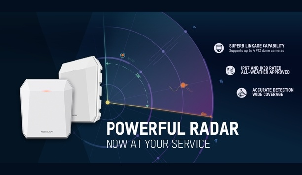 Hikvision launches Security Radar intrusion detection solution for accurate detection in all weathers