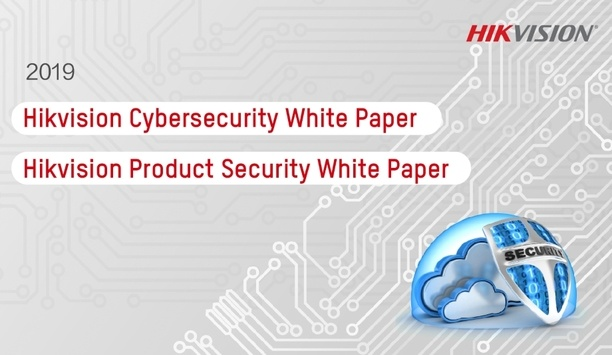 Hikvision releases its product security white paper featuring security challenges of IoT products