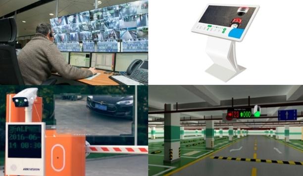 Hikvision's Smart Parking Management Solution enhances security, profitability and parking management at parking lots