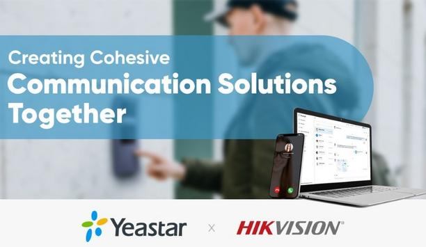 Hikvision announces a new technology partnership with Yeastar for IP-based video intercom integration