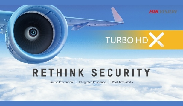Hikvision launches new generation of Turbo HD X cameras for better protection against intruders
