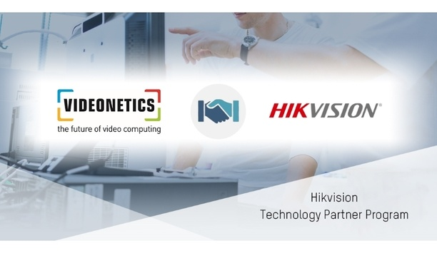 Hikvision partners with Videonetics for providing advanced video management features and video analytics applications