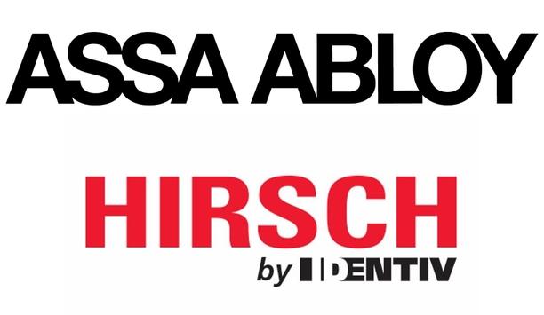 ASSA ABLOY Integrates Aperio Wireless Technology With Identiv's Hirsch Velocity 3.6
