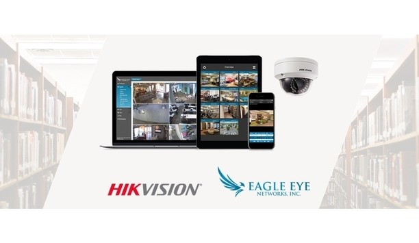 Hikvision And Eagle Eye Networks Launch SB-507 Video Surveillance Solution For Texas Schools