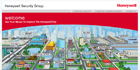 Honeywell's Security Products Have A New Home - Honeywell City Website