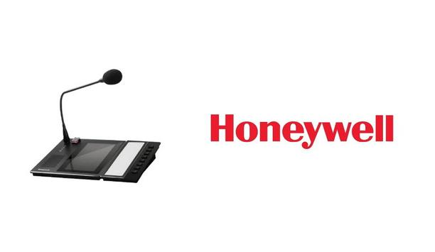 Honeywell launches X-618 public address system with cutting-edge features and upgradeable firmware