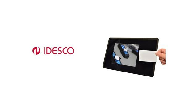 Idesco Announces Access Touch With RFID Reader And Touch Screen Display For Attendance And Payment