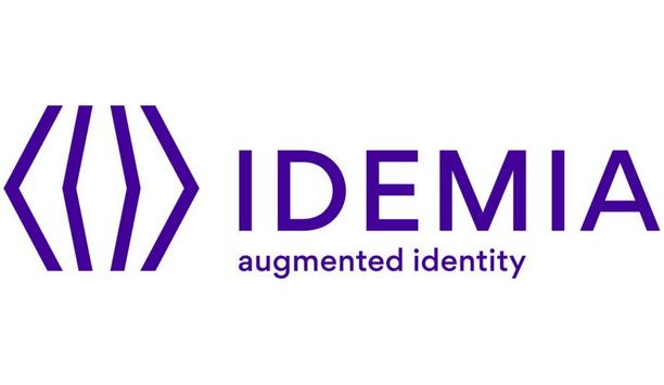 IDEMIA's MorphoWave™ Compact Frictionless biometric access control in The 100 Mount Street North Sydney