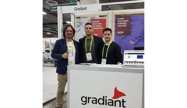 Gradiant's identity verification and forensics solutions on display at Identity Week London 2019