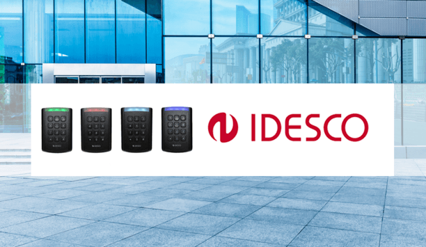 Idesco's versatile keypad housing family is adding a new member with moving keys