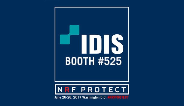 IDIS showcases Innovative Retail Video Surveillance Solutions At NRF PROTECT 2017