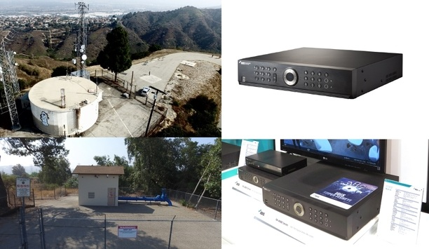 IDIS Technology delivers security solution for the City of Whittier's water utility installation