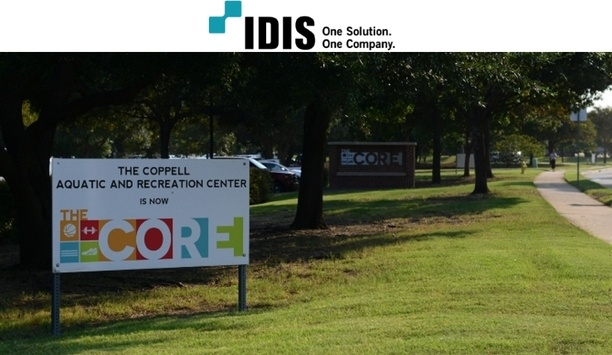 IDIS cameras enhance surveillance and public safety for the City of Coppell