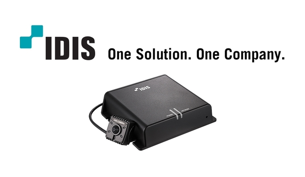 IDIS launches covert modular cameras at Intersec 2018