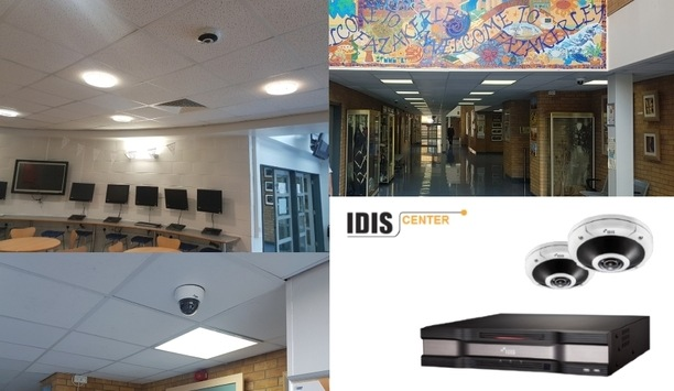 IDIS HD Video Surveillance Systems Ensures Safety Of Students And Staff At Fazakerley High School