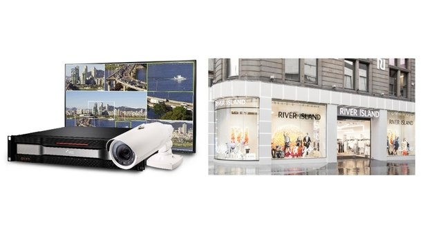 IDIS' DirectIP HD surveillance solution safeguards River Island retail stores