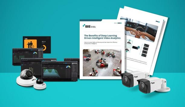 IDIS launches a tech-explainer eBook on video analytics to better security, safety and business intelligence