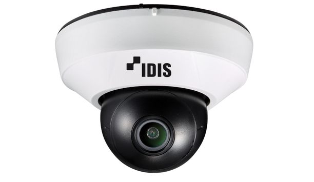 IDIS adds DC-C4212RX 2MP micro dome camera to its DirectIP line of surveillance cameras