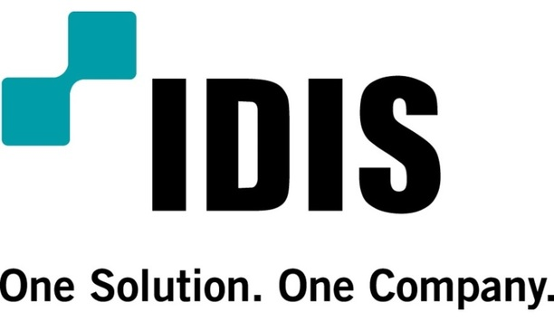 IDIS European distribution centre to provide next day delivery and after-sales service to improve customer service