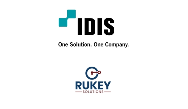IDIS accepts partnership with Rukey Solutions considering significant benefits in cost, performance and technical support