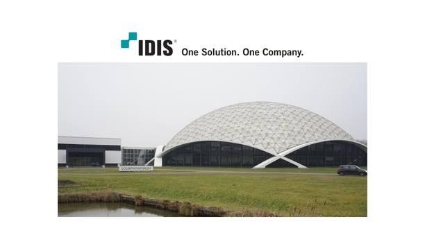 IDIS' DirectIP integrated surveillance solution safeguards Louwman & Parqui headquarters
