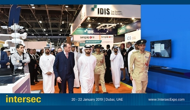 IDIS to showcase growth trends and enhanced security products at Intersec 2019