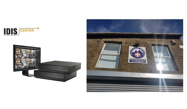 IDIS HD video surveillance solutions protect Rossendale and Pendle Mountain Rescue Team's assets
