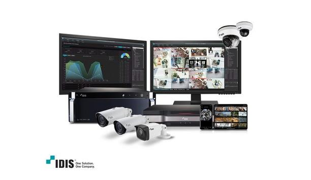IDIS to exhibit end-to-end video security solutions and surveillance technologies at Security Canada 2020 virtual trade show