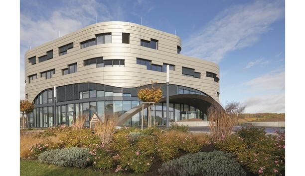 IDS expands their headquarters in Obersulm-Willsbach to provide an ultra-modern workplace for the employees