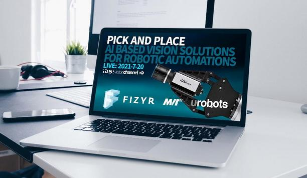 IDS Imaging Development Systems GmbH, Fizyr, MVTec and urobots with sessions at the 3-in-1 focus event on July 20th