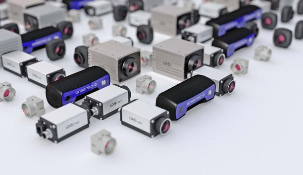 IDS to unveil new high-resolution sensor cameras, uEye XCP, uEye XLE, uEye Warp10 and Ensenso S, at VISION 2021 event