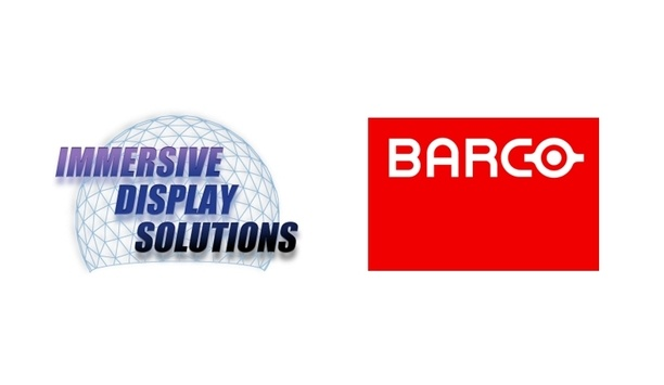 Immersive Display Solutions Selects Barco F70-4K6 Projectors For Advanced Dome Display Project