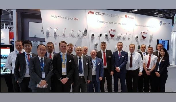 Pyronix showcases key conceptual technologies at IFSEC 2018