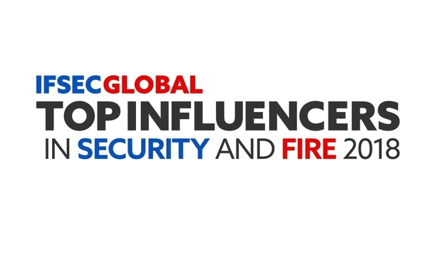 IFSEC Global confirms stellar judging panel for 'Top influencers in Security and Fire 2018'