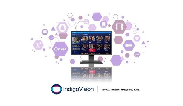 IndigoVision partners with AnyVision to deliver state-of-the-art facial recognition solution