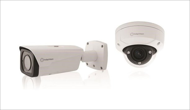 IndigoVision To Preview BX 4K Bullet And Minidome Cameras At ISC West 2017
