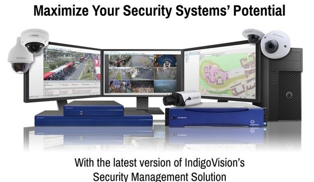 IndigoVision releases Security Management Solution Control Center