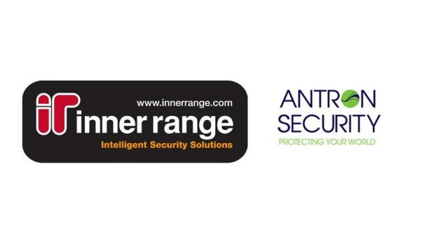 Inner Range and Antron Security equip Kajima Properties' new London office property with touchless access control solution