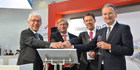 Mack Brooks Exhibitions and GATE renew partnership at inter airport Europe 2015