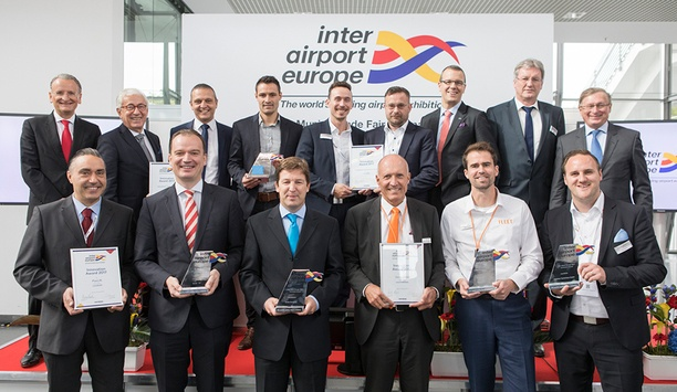 inter airport Europe 2017 discusses future development of airports and announces winners for Innovation Awards