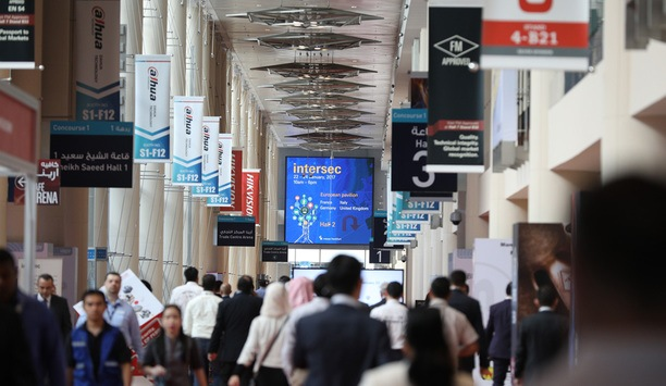 Pelco and NAFFCO among companies returning for Intersec's 2018 20th anniversary in Dubai