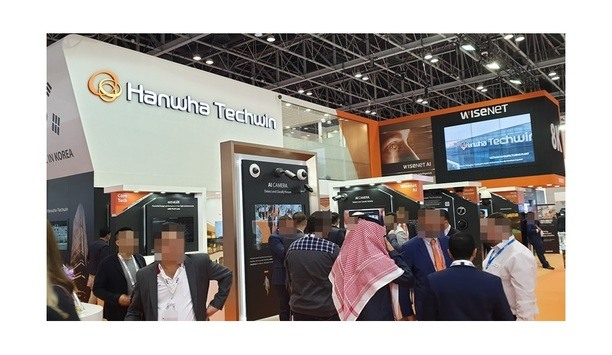 Hanwha Techwin Attends Intersec 2020 And Demonstrates AI Solutions