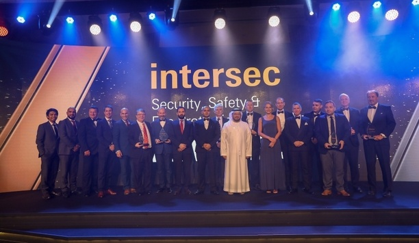 The second annual edition of the Intersec Awards honours industry leaders and security experts