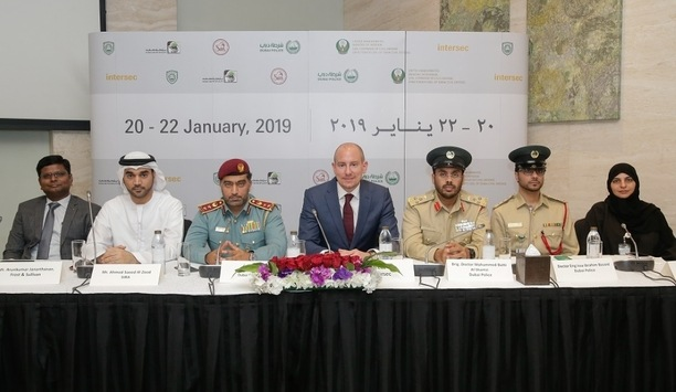 Live-action firefighting, artificial intelligence, and securing Dubai Expo 2020 among key features at Intersec 2019