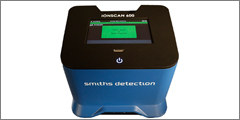 Smiths Detection extends IONSCAN 600 trace detector's capability to detect narcotics