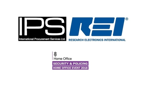 IPS to showcase REI's electronic countermeasures equipment at Security and Policing 2018