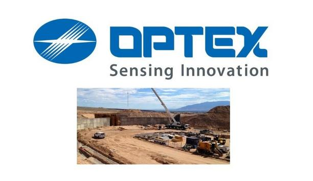 Optex iSeries battery-powered wireless detectors enhance construction site security by countering thefts