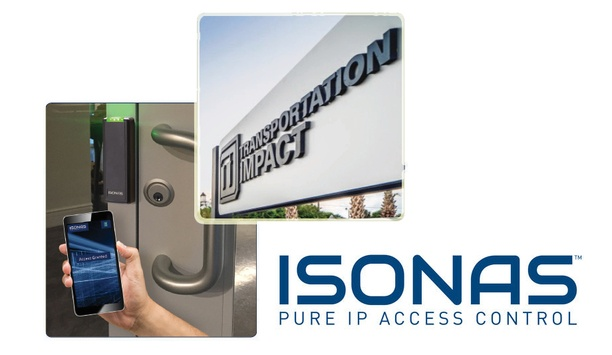 ISONAS IP Access Control Secures Multiple Buildings For Transportation Impact, North Carolina